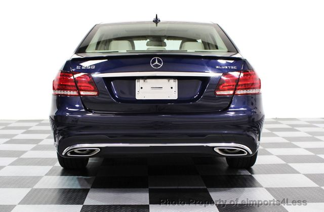2015 Mercedes-Benz E-Class CERTIFIED E250 4Matic BlueTEC DIESEL AWD CAMERA NAVI - 16676207 - 30