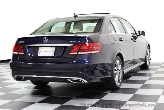 2015 Mercedes-Benz E-Class CERTIFIED E250 4Matic BlueTEC DIESEL AWD CAMERA NAVI - 16676207 - 3