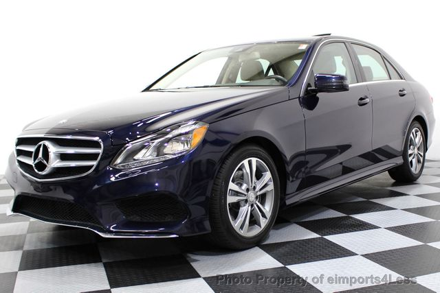 2015 Mercedes-Benz E-Class CERTIFIED E250 4Matic BlueTEC DIESEL AWD CAMERA NAVI - 16676207 - 41