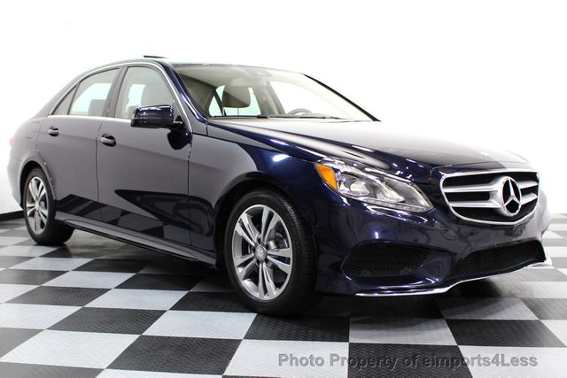2015 Mercedes-Benz E-Class CERTIFIED E250 4Matic BlueTEC DIESEL AWD CAMERA NAVI - 16676207 - 42