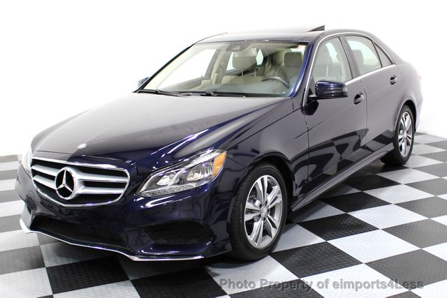 2015 Mercedes-Benz E-Class CERTIFIED E250 4Matic BlueTEC DIESEL AWD CAMERA NAVI - 16676207 - 52