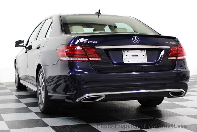 2015 Mercedes-Benz E-Class CERTIFIED E250 4Matic BlueTEC DIESEL AWD CAMERA NAVI - 16676207 - 54