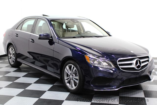 2015 Mercedes-Benz E-Class CERTIFIED E250 4Matic BlueTEC DIESEL AWD CAMERA NAVI - 16676207 - 56