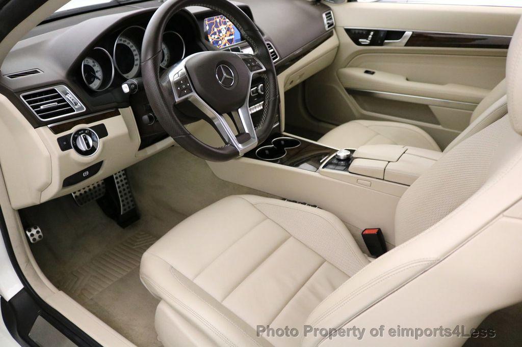 2015 Mercedes-Benz E-Class CERTIFIED E400 4Matic AMG SPORT Blind Spot CAMERA NAV - 17179681 - 30