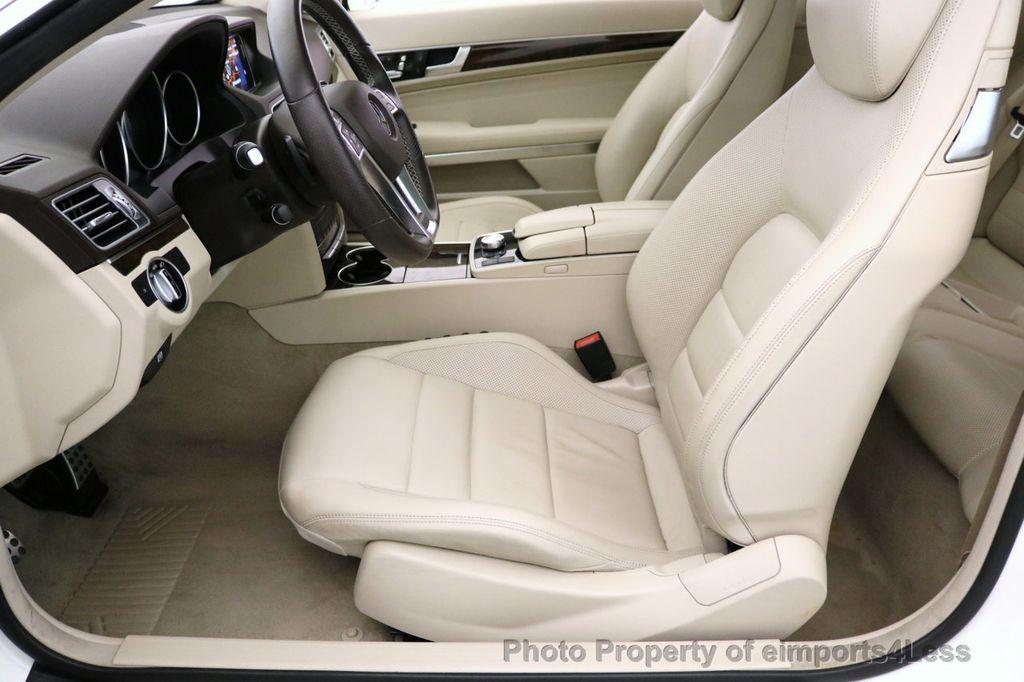 2015 Mercedes-Benz E-Class CERTIFIED E400 4Matic AMG SPORT Blind Spot CAMERA NAV - 17179681 - 7