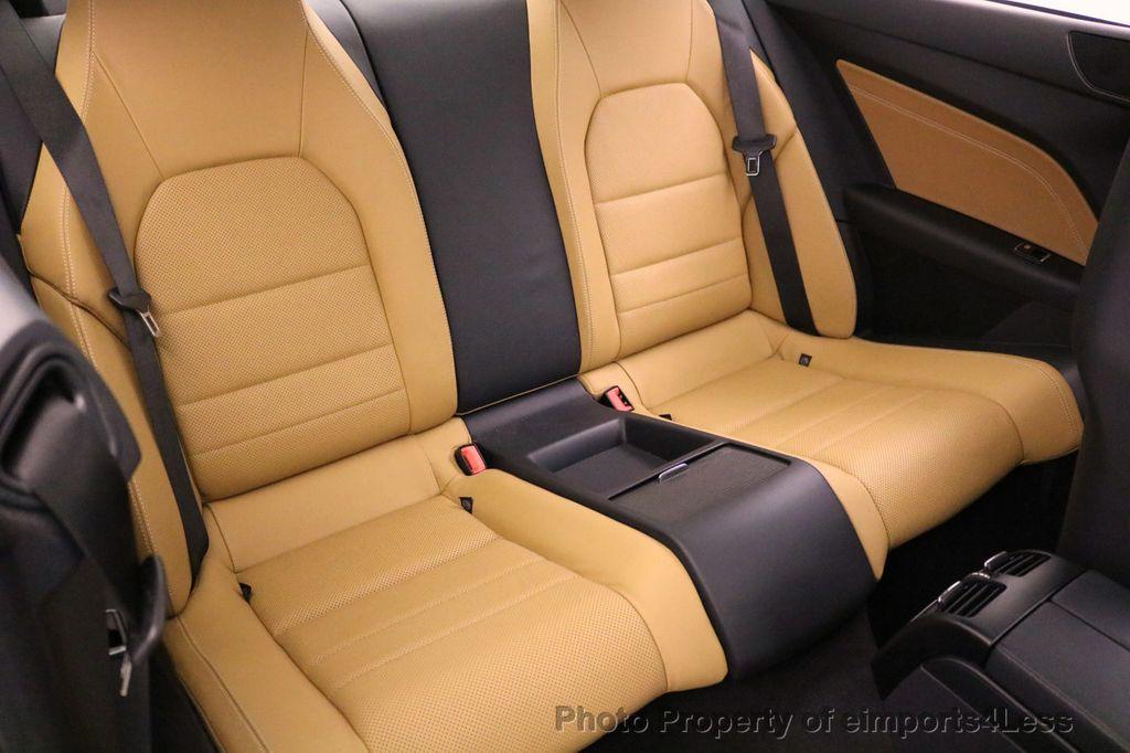 2015 Mercedes-Benz E-Class CERTIFIED E400 4Matic Sport AWD Blind Spot CAMERA NAV - 17275675 - 10