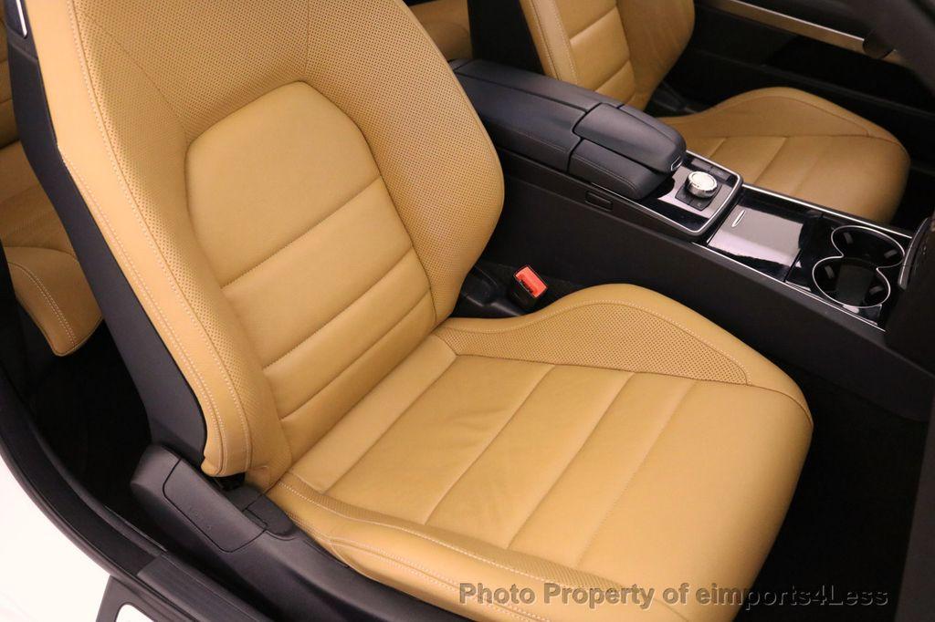 2015 Mercedes-Benz E-Class CERTIFIED E400 4Matic Sport AWD Blind Spot CAMERA NAV - 17275675 - 22