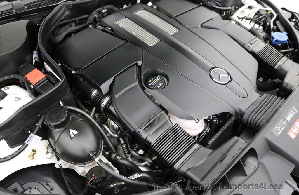 2015 Mercedes-Benz E-Class CERTIFIED E400 4Matic Sport AWD Blind Spot CAMERA NAV - 17275675 - 31
