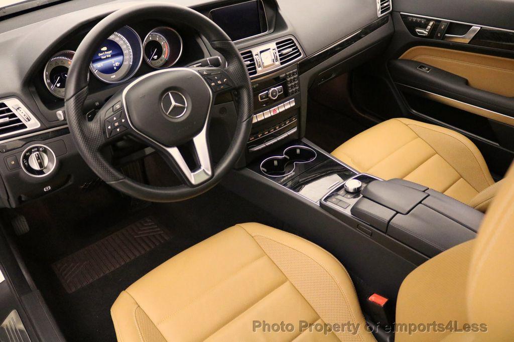2015 Mercedes-Benz E-Class CERTIFIED E400 4Matic Sport AWD Blind Spot CAMERA NAV - 17275675 - 33