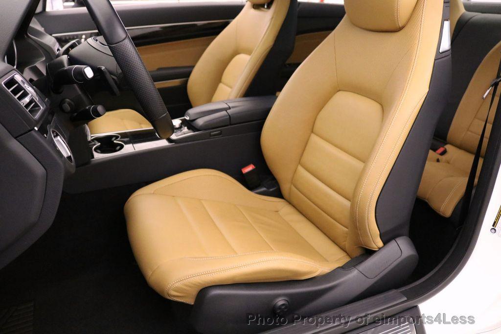 2015 Mercedes-Benz E-Class CERTIFIED E400 4Matic Sport AWD Blind Spot CAMERA NAV - 17275675 - 35