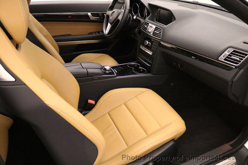 2015 Mercedes-Benz E-Class CERTIFIED E400 4Matic Sport AWD Blind Spot CAMERA NAV - 17275675 - 36