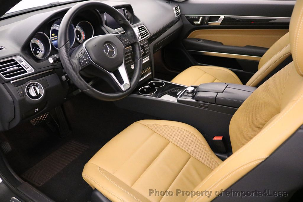 2015 Mercedes-Benz E-Class CERTIFIED E400 4Matic Sport AWD Blind Spot CAMERA NAV - 17275675 - 7