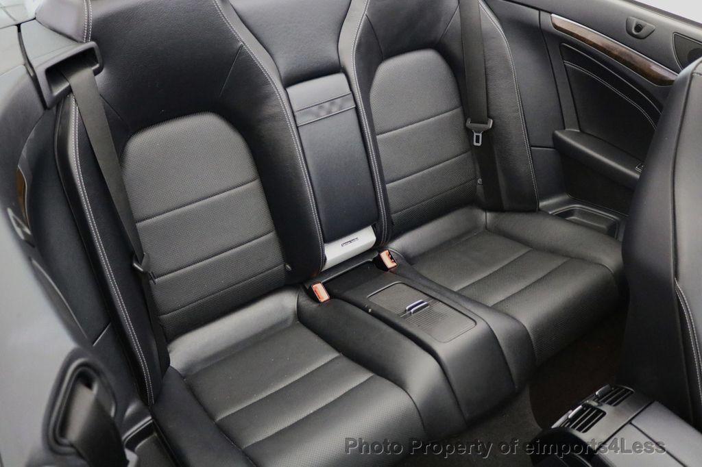2015 Mercedes-Benz E-Class CERTIFIED E400 AMG Sport Package BLIND SPOT NAV CAMERA - 17401482 - 10