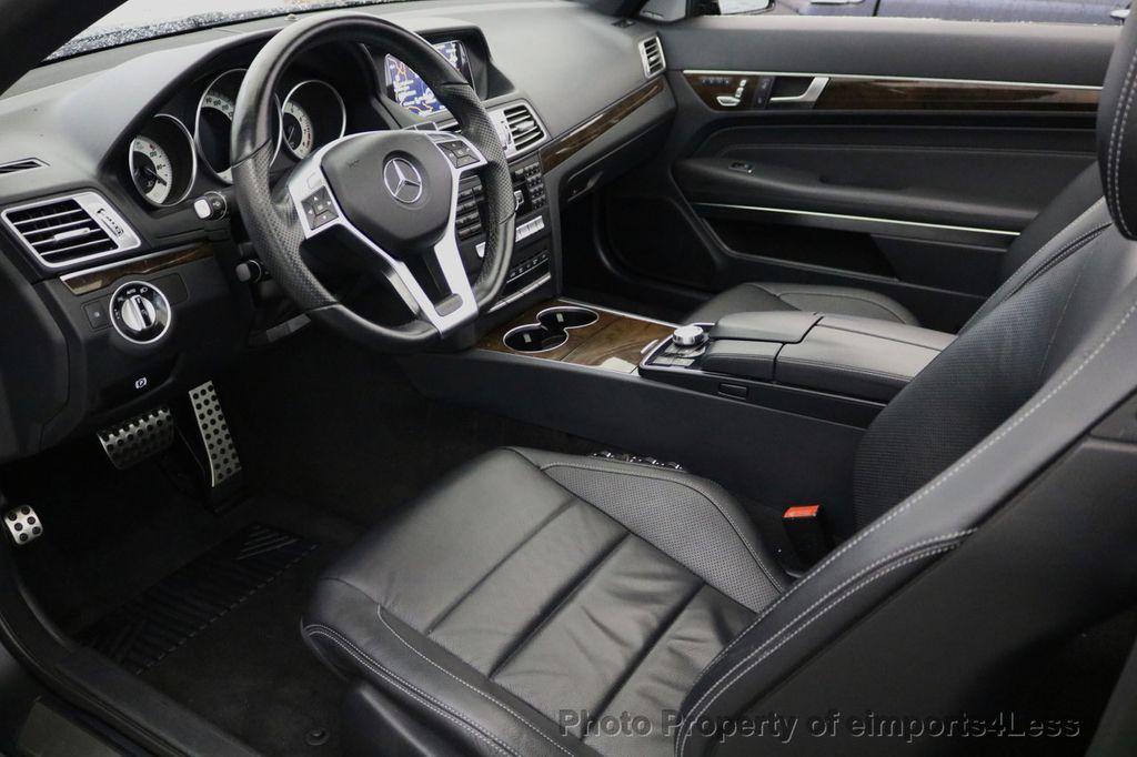 2015 Mercedes-Benz E-Class CERTIFIED E400 AMG Sport Package BLIND SPOT NAV CAMERA - 17401482 - 32