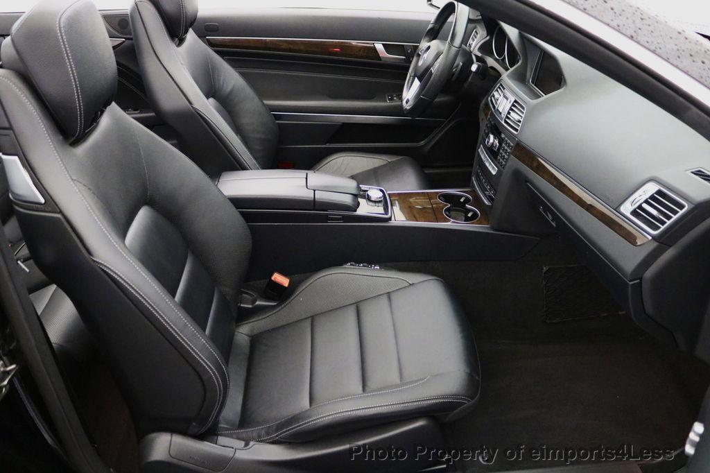 2015 Mercedes-Benz E-Class CERTIFIED E400 AMG Sport Package BLIND SPOT NAV CAMERA - 17401482 - 33