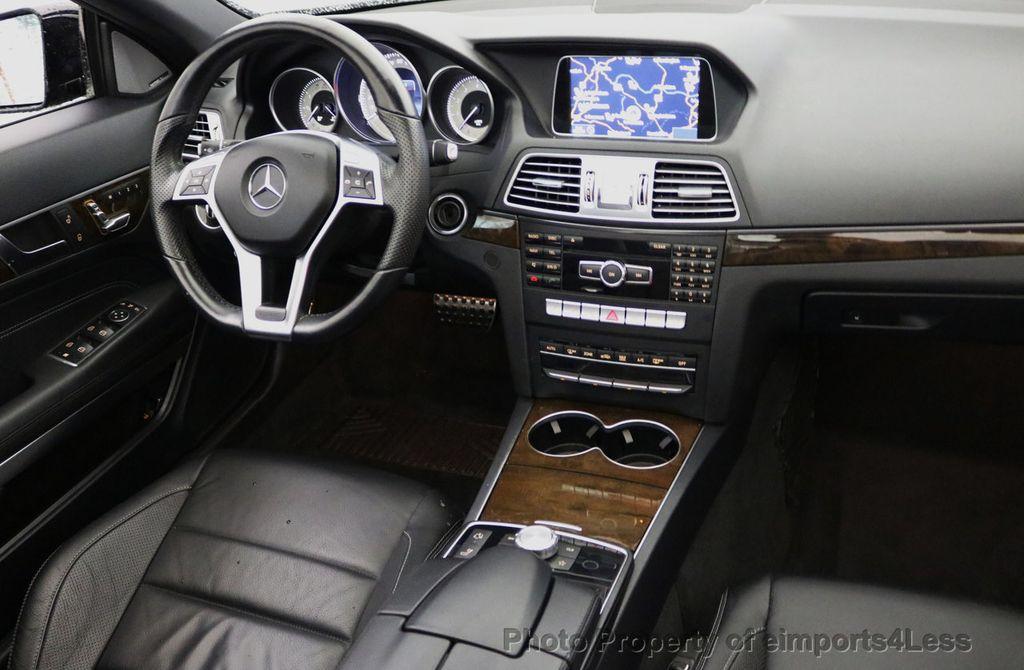 2015 Mercedes-Benz E-Class CERTIFIED E400 AMG Sport Package BLIND SPOT NAV CAMERA - 17401482 - 37