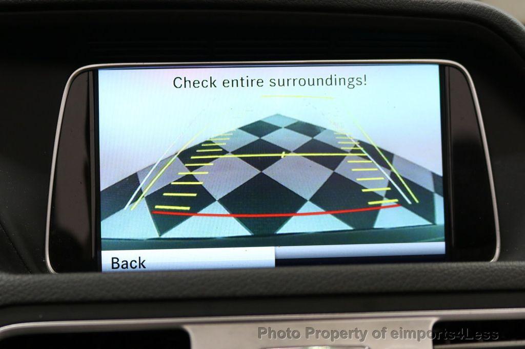2015 Mercedes-Benz E-Class CERTIFIED E400 AMG Sport Package BLIND SPOT NAV CAMERA - 17401482 - 6