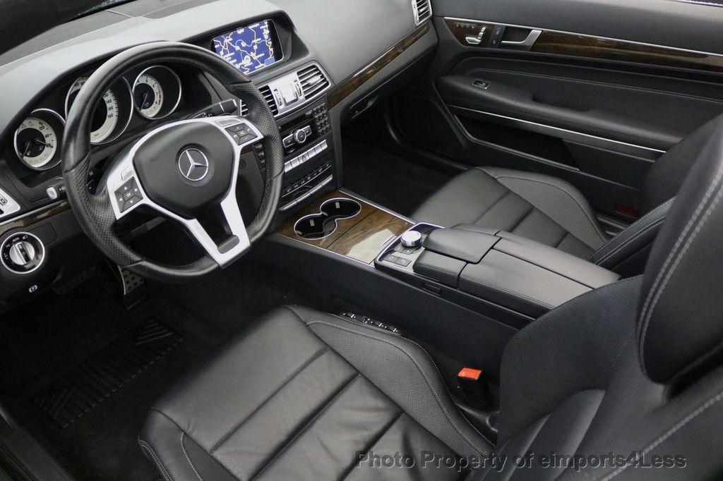 2015 Mercedes-Benz E-Class CERTIFIED E400 AMG Sport Package BLIND SPOT NAV CAMERA - 17401482 - 7