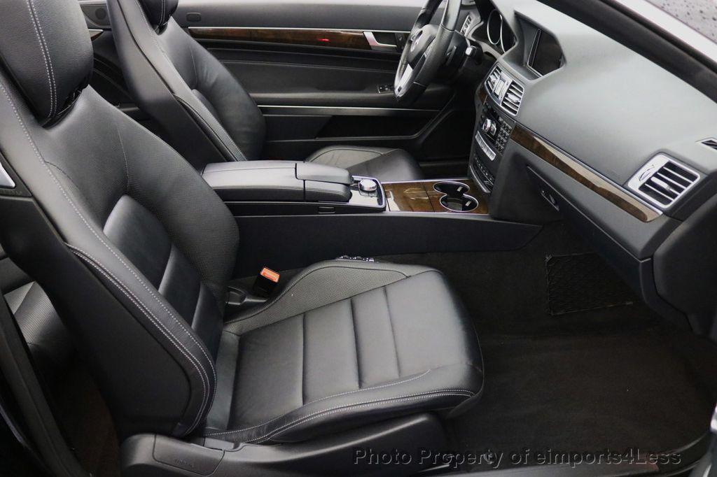 2015 Mercedes-Benz E-Class CERTIFIED E400 AMG Sport Package BLIND SPOT NAV CAMERA - 17401482 - 8