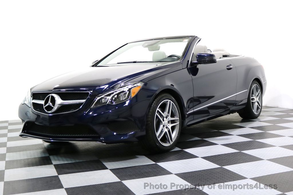 2015 Mercedes-Benz E-Class CERTIFIED E400 AMG Sport Package LEDs NAVI CAMERA - 17461025 - 14