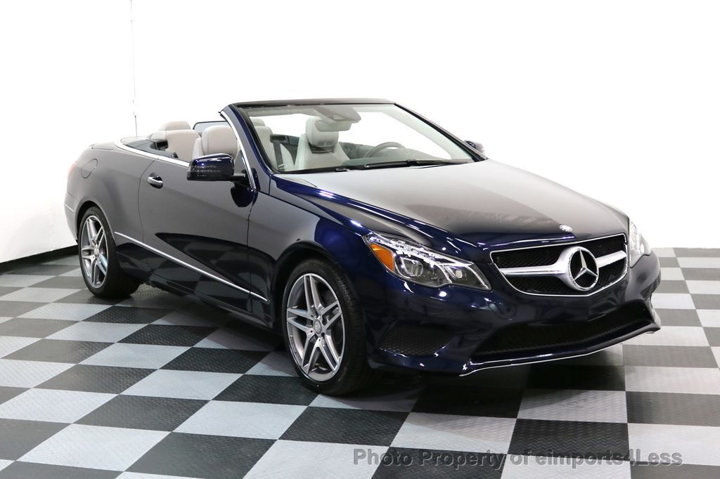 2015 Mercedes-Benz E-Class CERTIFIED E400 AMG Sport Package LEDs NAVI CAMERA - 17461025 - 30