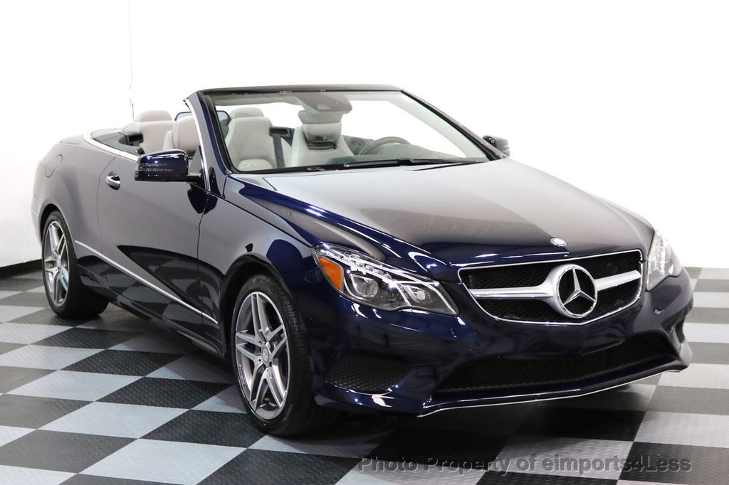 2015 Mercedes-Benz E-Class CERTIFIED E400 AMG Sport Package LEDs NAVI CAMERA - 17461025 - 50