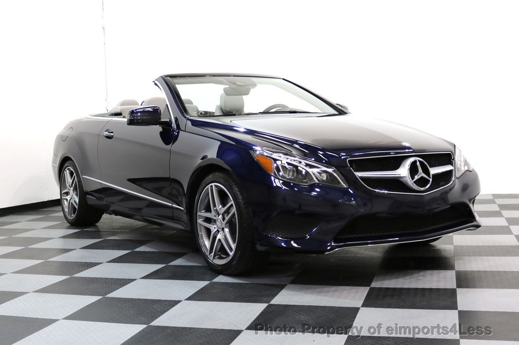 2015 Mercedes-Benz E-Class CERTIFIED E400 AMG Sport Package LEDs NAVI CAMERA - 17461025 - 53