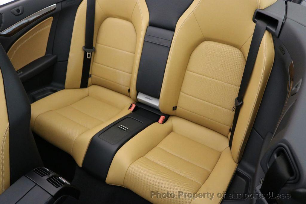2015 Mercedes-Benz E-Class CERTIFIED E400 SPORT PACKAGE CONVERTIBLE - 17179685 - 9