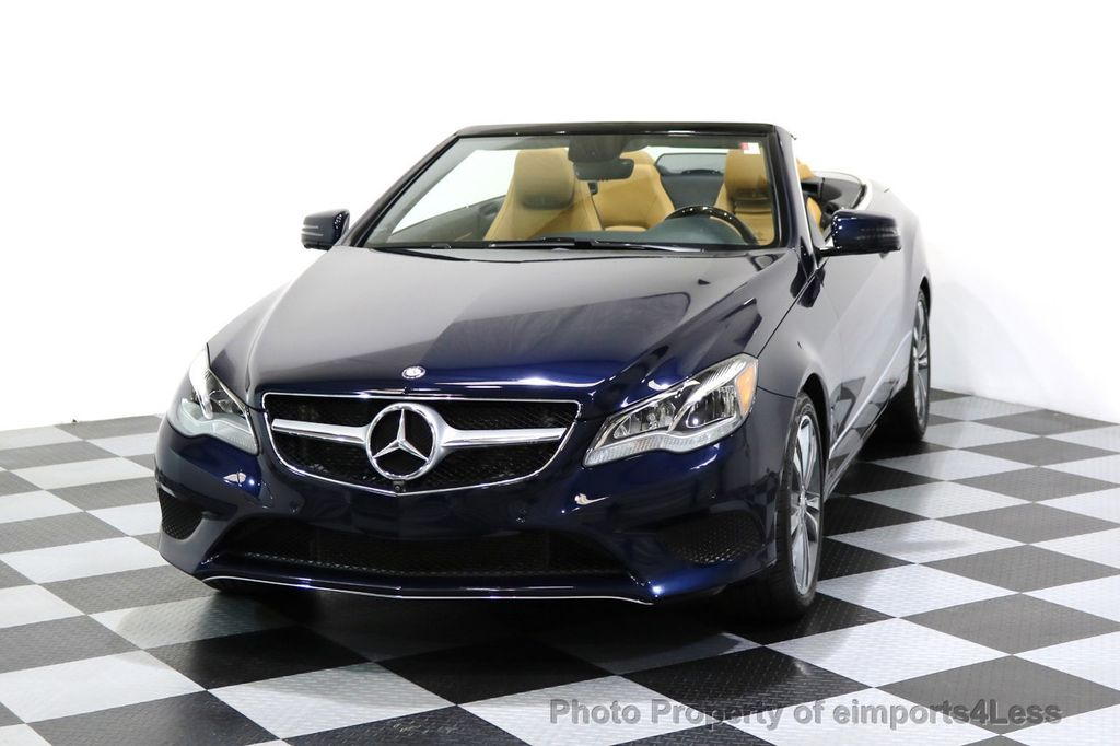 2015 Mercedes-Benz E-Class CERTIFIED E400 SPORT PACKAGE CONVERTIBLE - 17179685 - 13
