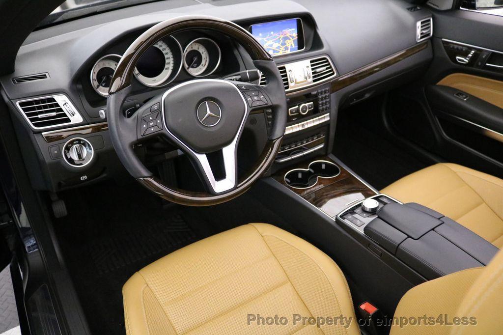 2015 Mercedes-Benz E-Class CERTIFIED E400 SPORT PACKAGE CONVERTIBLE - 17179685 - 31