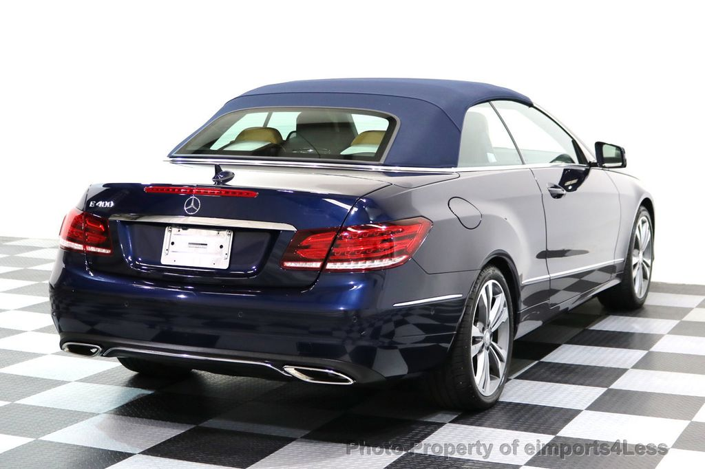 2015 used mercedes benz e class certified e400 sport package convertible at eimports4less. Black Bedroom Furniture Sets. Home Design Ideas