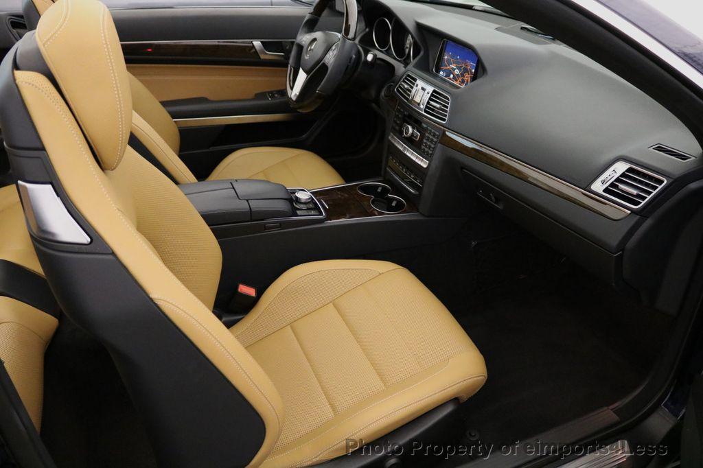 2015 Mercedes-Benz E-Class CERTIFIED E400 SPORT PACKAGE CONVERTIBLE - 17179685 - 8
