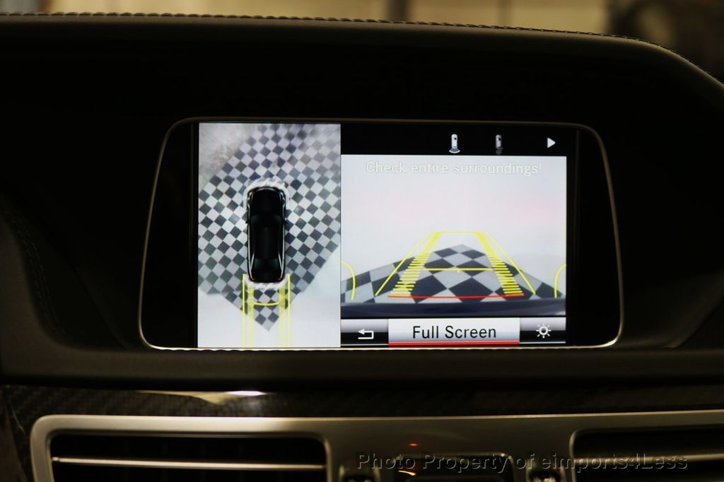 2015 Mercedes-Benz E-Class CERTIFIED E63 S-AMG 4MATIC AWD Lane Tracking CAMS NAV - 17759843 - 9