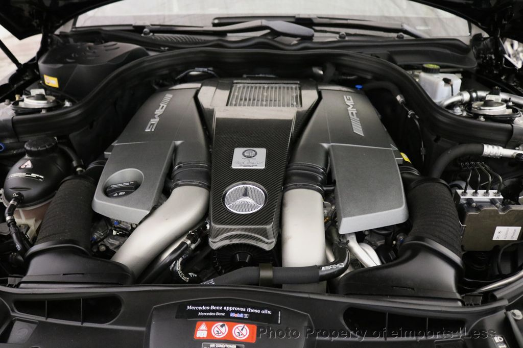 2015 Mercedes-Benz E-Class CERTIFIED E63 S-AMG 4MATIC AWD Lane Tracking CAMS NAV - 17759843 - 19