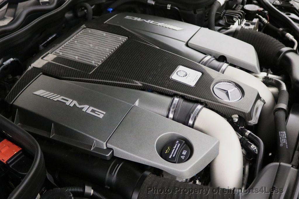 2015 Mercedes-Benz E-Class CERTIFIED E63 S-AMG 4MATIC AWD Lane Tracking CAMS NAV - 17759843 - 21