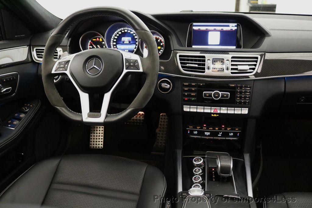 2015 Mercedes-Benz E-Class CERTIFIED E63 S-AMG 4MATIC AWD Lane Tracking CAMS NAV - 17759843 - 29