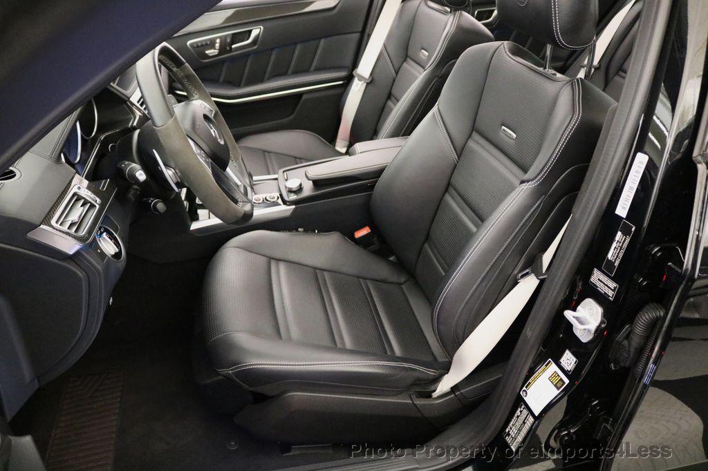 2015 Mercedes-Benz E-Class CERTIFIED E63 S-AMG 4MATIC AWD Lane Tracking CAMS NAV - 17759843 - 5