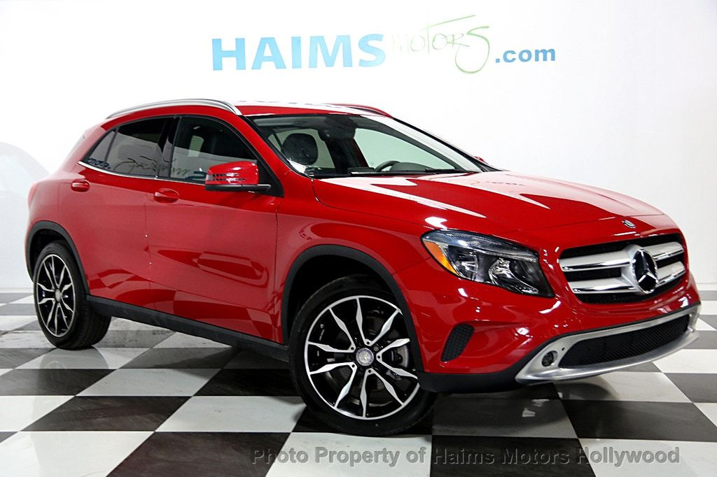 2015 used mercedes benz gla 4dr gla250 at haims motors for Mercedes benz used gla