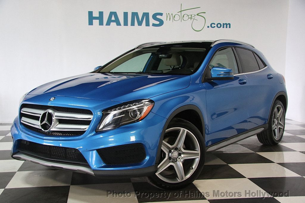 2015 used mercedes benz gla 4matic 4dr gla 250 at haims for Used mercedes benz orlando fl