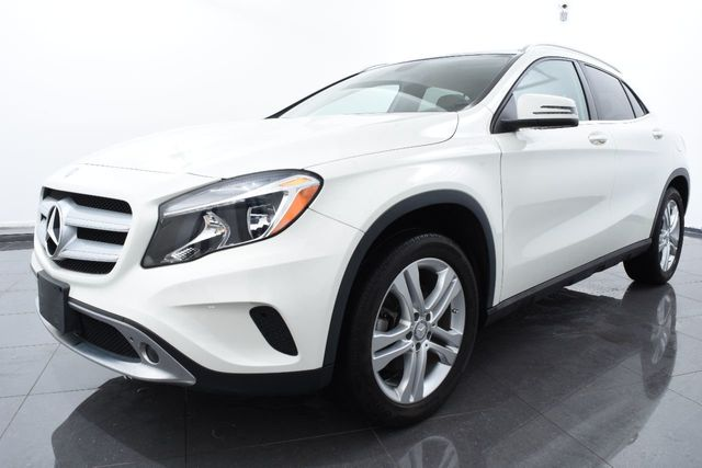 2015 Mercedes-Benz GLA 4MATIC 4dr GLA 250