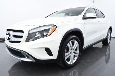2015 Mercedes-Benz GLA 4MATIC 4dr GLA 250 SUV