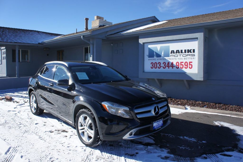 2015 Mercedes-Benz GLA 4MATIC 4dr GLA 250 - 18454268 - 0