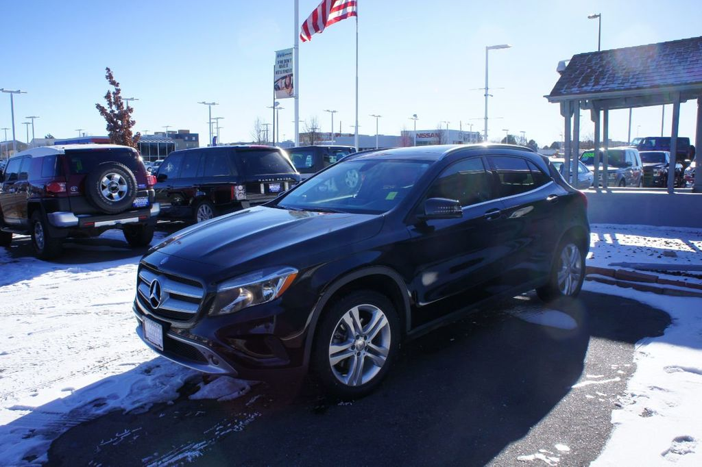 2015 Mercedes-Benz GLA 4MATIC 4dr GLA 250 - 18454268 - 1
