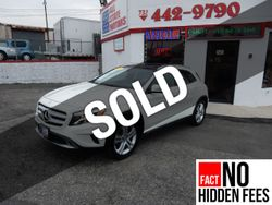 2015 Mercedes-Benz GLA - WDCTG4GB9FJ137507