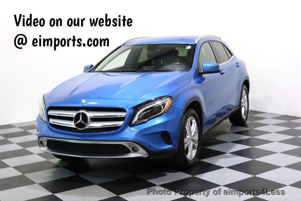 2015 Mercedes-Benz GLA CERTIFIED GL250 4Matic AWD XENONS CAMERA NAVIGATION - 17363812 - 0