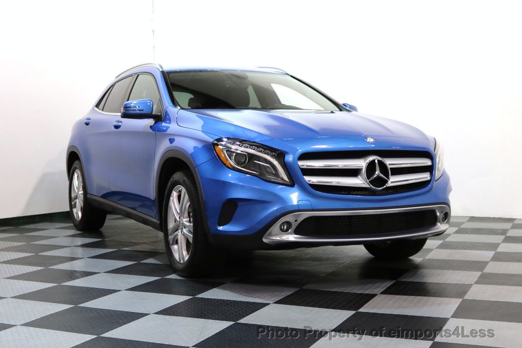 2015 Mercedes-Benz GLA CERTIFIED GL250 4Matic AWD XENONS CAMERA NAVIGATION - 17363812 - 14