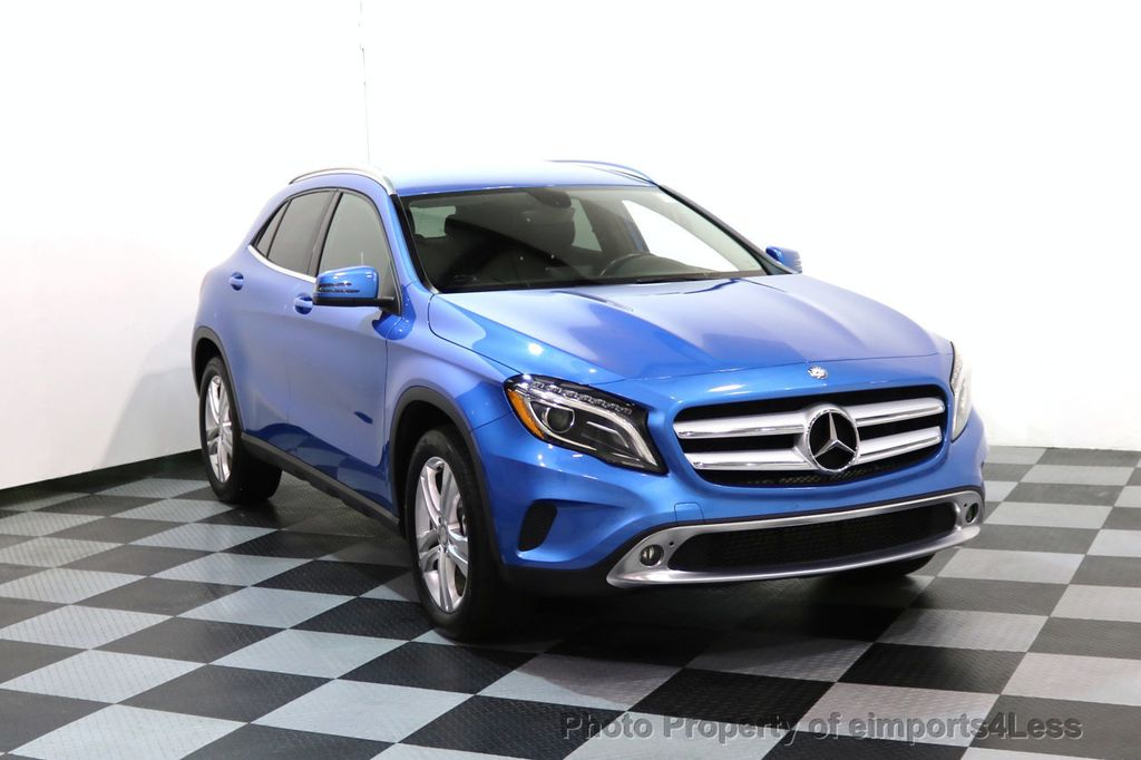 2015 Mercedes-Benz GLA CERTIFIED GL250 4Matic AWD XENONS CAMERA NAVIGATION - 17363812 - 1