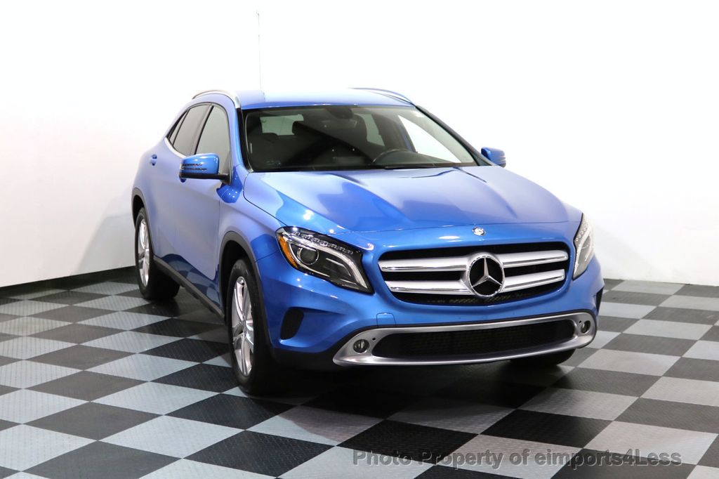 2015 Mercedes-Benz GLA CERTIFIED GL250 4Matic AWD XENONS CAMERA NAVIGATION - 17363812 - 27