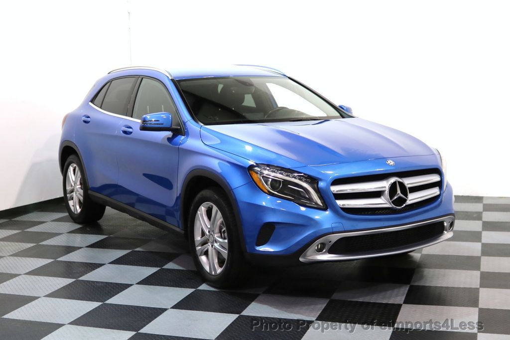 2015 Mercedes-Benz GLA CERTIFIED GL250 4Matic AWD XENONS CAMERA NAVIGATION - 17363812 - 39