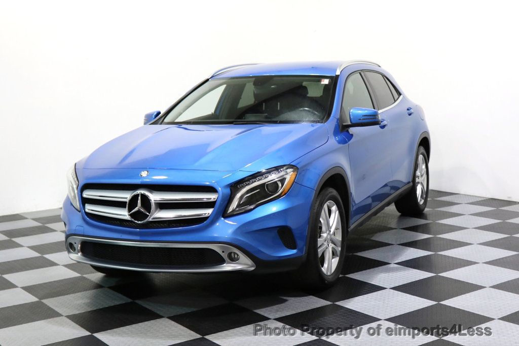 2015 Mercedes-Benz GLA CERTIFIED GL250 4Matic AWD XENONS CAMERA NAVIGATION - 17363812 - 47